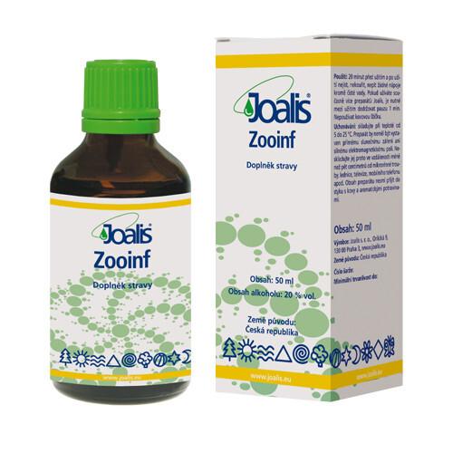 Zobrazit detail výrobku Joalis Joalis Zooinf 50 ml