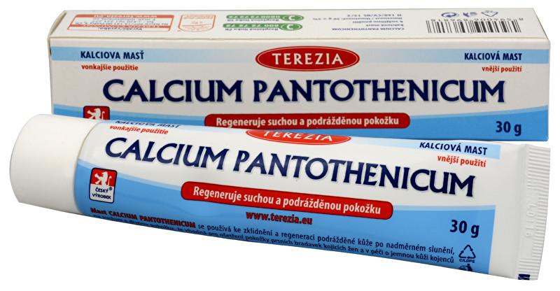 Terezia Company Kalciová mast Calcium pantothenicum 30 g
