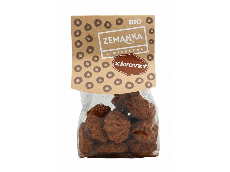 Zobrazit detail výrobku Biopekárna Zemanka Bio Kávové sušenky s kokosem 100 g