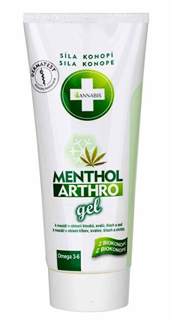 Zobrazit detail výrobku Annabis Menthol Arthro gel - 200 ml