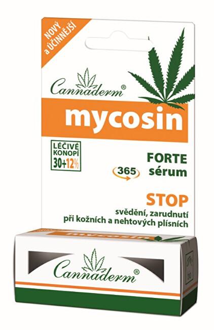 Cannaderm Mycosin Forte sérum 10 ml + 2 ml ZDARMA