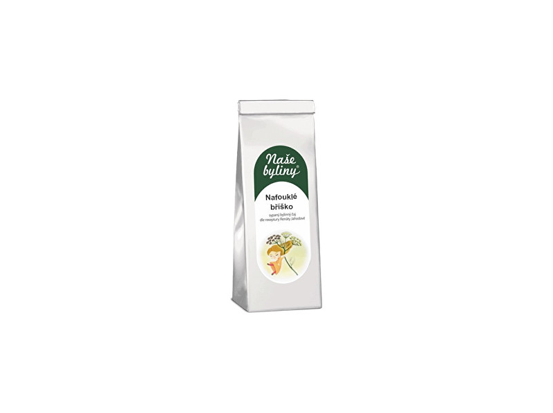 Zobrazit detail výrobku OXALIS Nafouklé bříško bylinný sypaný čaj 50g