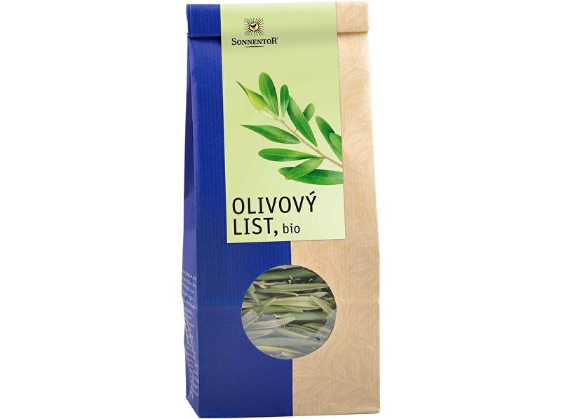 Zobrazit detail výrobku Sonnentor Bio Olivový list sypaný 70g