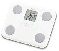 Zobrazit detail výrobku Tanita Osobní digitální váha Tanita BC-730 bílá s tělesnou analýzou