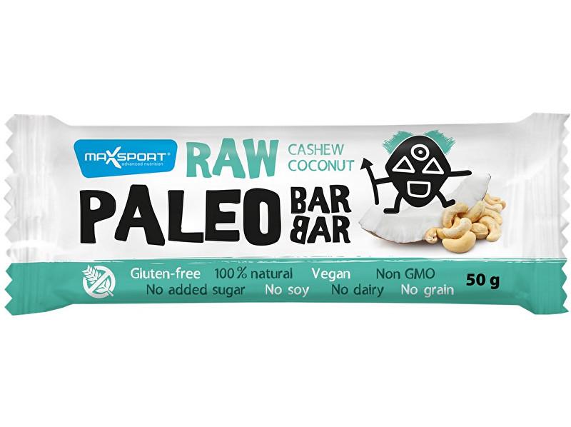 Max sport Paleo tyčinka Barbar kokos a kešu 50 g