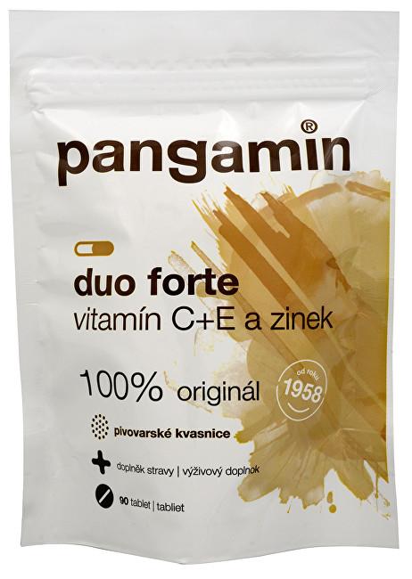 Zobrazit detail výrobku Rapeto Pangamin DUO Forte C+E a zinek 90 tbl.