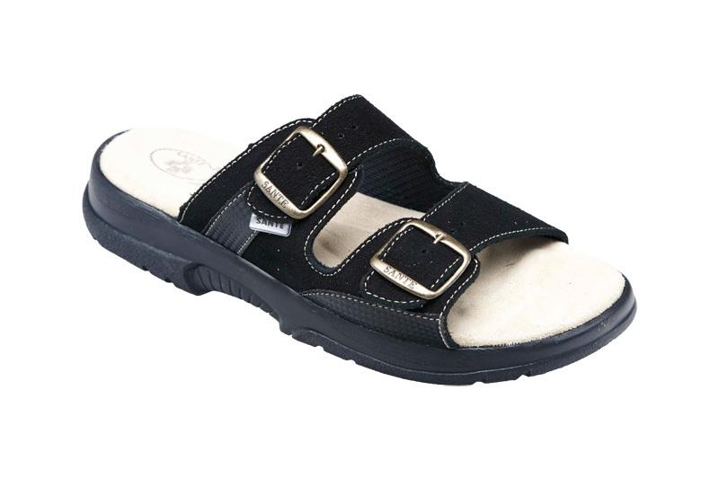 Zobrazit detail výrobku SANTÉ Zdravotní obuv pánská N/517/35/68/CP černá 42
