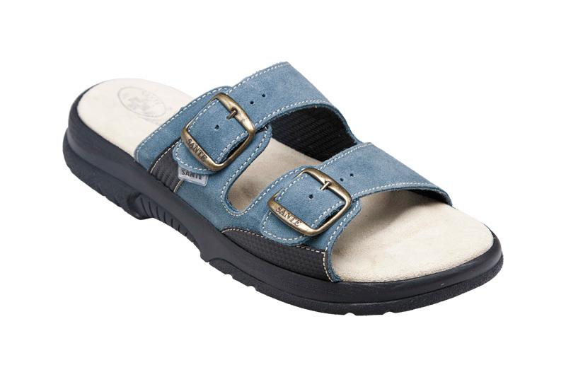 Zobrazit detail výrobku SANTÉ Zdravotní obuv pánská N/517/35/88/CP modrá vel. 42