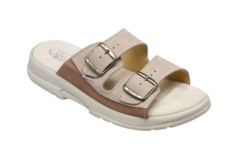 Zobrazit detail výrobku SANTÉ Zdravotní obuv pánská N/517/36/28/47/SP béžová vel. 42