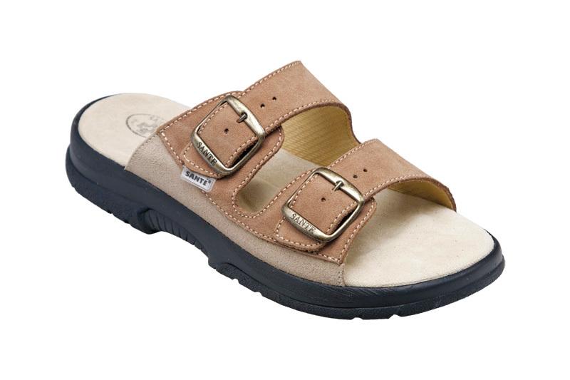 Zobrazit detail výrobku SANTÉ Zdravotní obuv pánská N/517/36/47/28/CP hnědá vel. 42