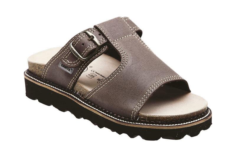 Zobrazit detail výrobku SANTÉ Zdravotní obuv pánská N/560/12/59 hnědá 43