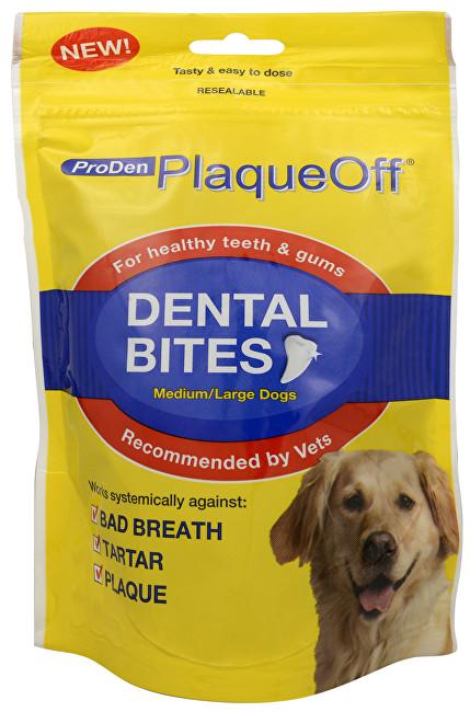Zobrazit detail výrobku ProDen Dental bites plaqueoff tbl 60g