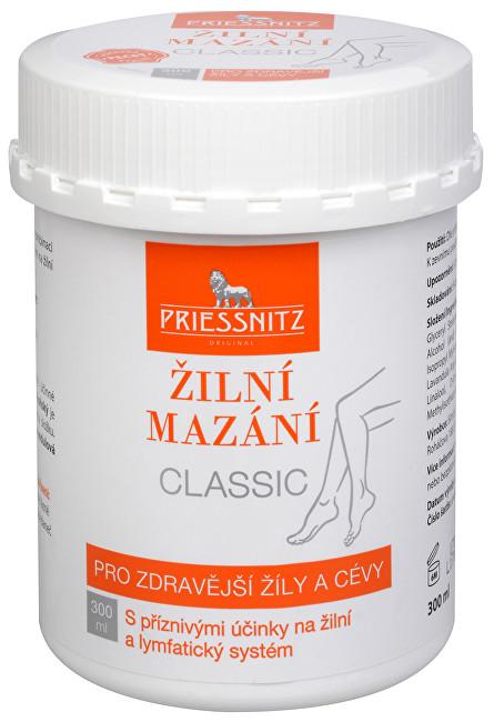 Priessnitz Žilní mazání Classic 300 ml