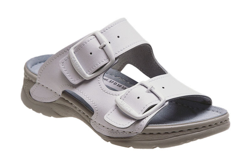 Zobrazit detail výrobku SANTÉ Zdravotní obuv Profi dámská D/10/10 bílá 38