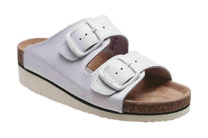 Zobrazit detail výrobku SANTÉ Zdravotní obuv Profi dámská N/25/10/H/K bílá 35