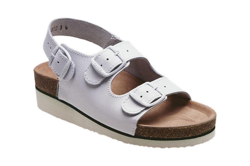 Zobrazit detail výrobku SANTÉ Zdravotní obuv Profi dámská N/31/10/H/K bílá vel. 35