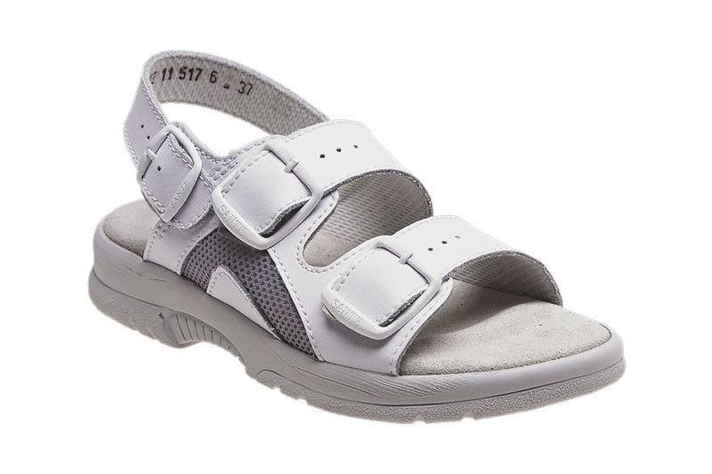 Zobrazit detail výrobku SANTÉ Zdravotní obuv Profi dámská N/517/41S/10 bílá vel. 36