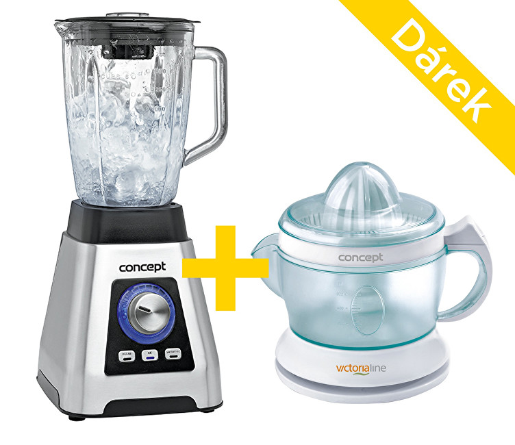 Smoothie mixér 1,5 l PERFECT ICE CRUSH SM-3410