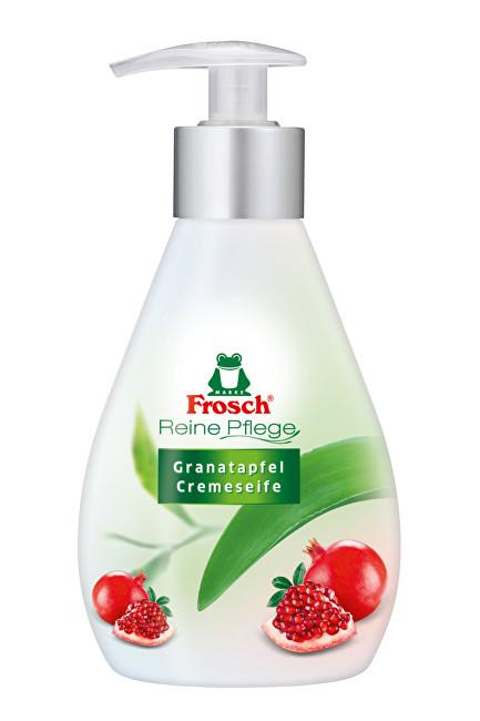 Tekuté mýdlo s granátovým jablkem v dávkovači 300 ml
