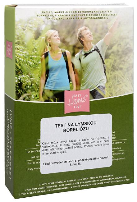 Test na lymskou boreliózu