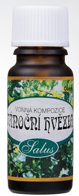 Zobrazit detail výrobku Saloos Vonný olej do aromalamp 10 ml Vánoční hvězda