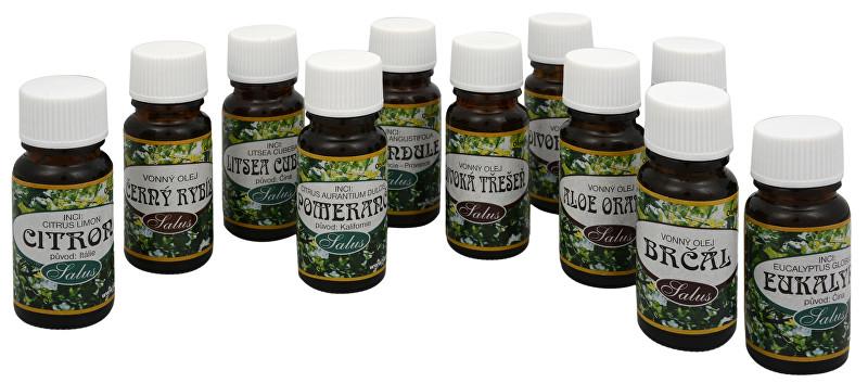 Zobrazit detail výrobku Saloos Vonný olej do aromalamp 10 ml Brčál