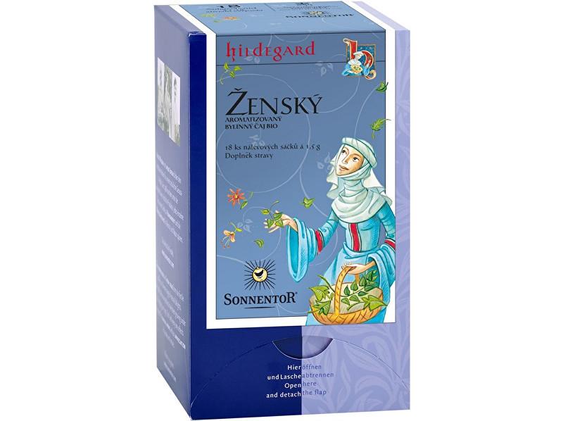 Zobrazit detail výrobku Sonnentor Bio Ženský čaj sv. Hildegardy porcovaný 27g