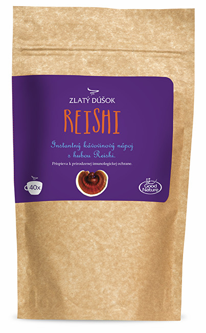 Good Nature Zlatý dúšok - Reishi 100 g