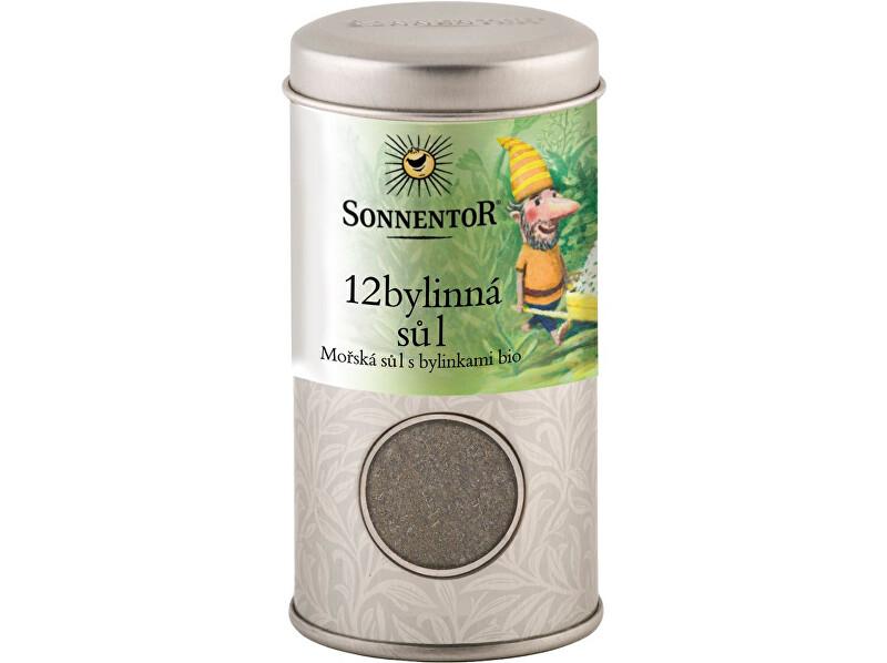 Zobrazit detail výrobku Sonnentor Bio 12-ti bylinná sůl 75g - v dóze