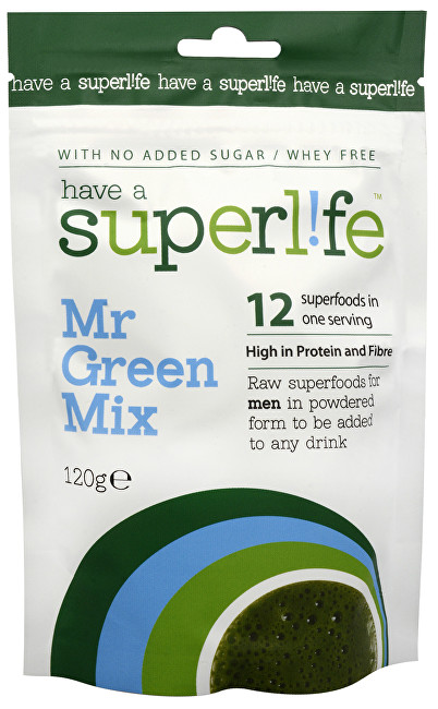 Superlife 12Mr. Green Mix 120 g