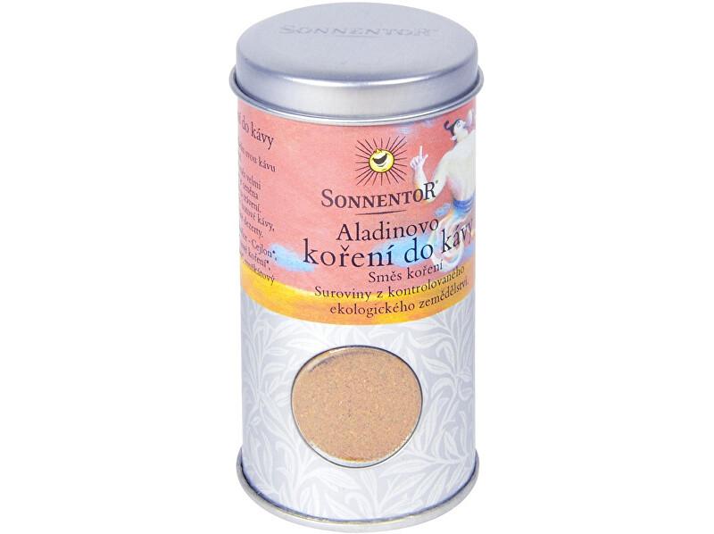 Zobrazit detail výrobku Sonnentor Bio Aladinovo koření do kávy 35 g - DÓZA malá