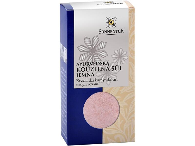 Zobrazit detail výrobku Sonnentor Ayurvédská kouzelná sůl jemná 150g