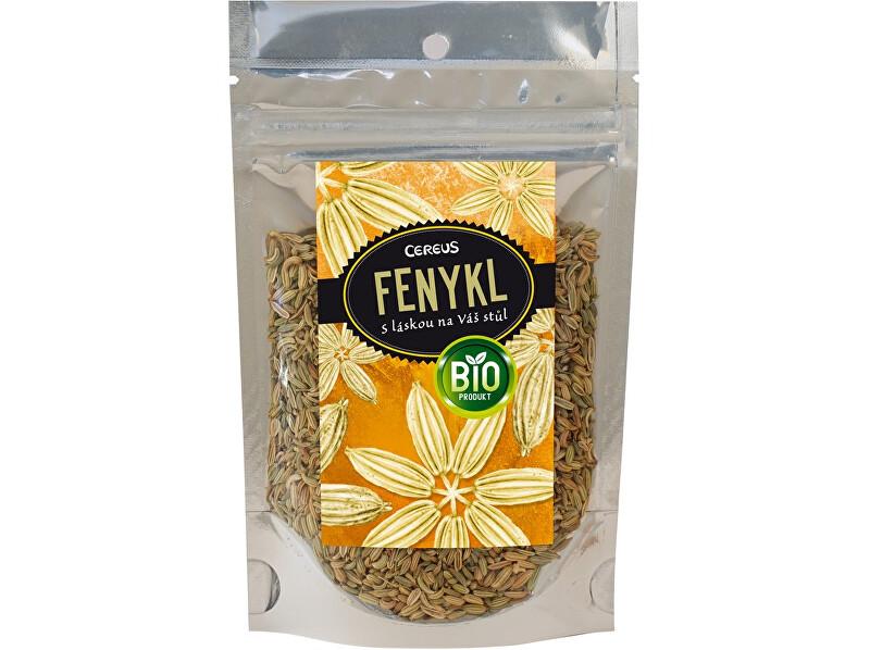 Zobrazit detail výrobku Cereus Bio Fenykl celý 45g