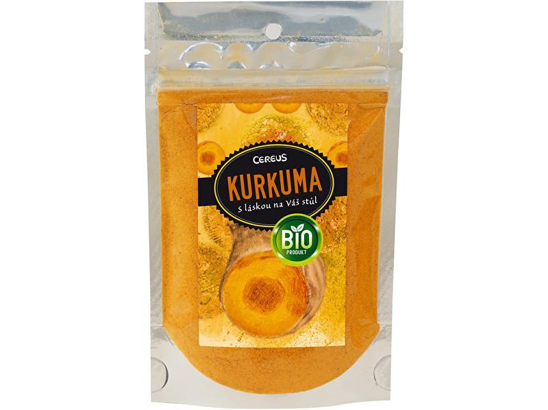 Zobrazit detail výrobku Cereus Bio Kurkuma 45g