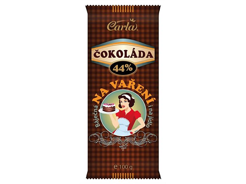 Carla Čokoláda na varenie 100g