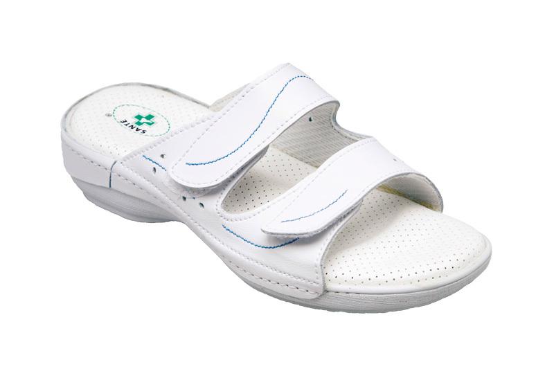 Zobrazit detail výrobku SANTÉ Zdravotní obuv dámská N/124/1/10/B bílá vel. 36
