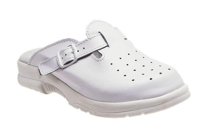 SANTÉ Zdravotná obuv pánska N / 517/38/10 biela 44