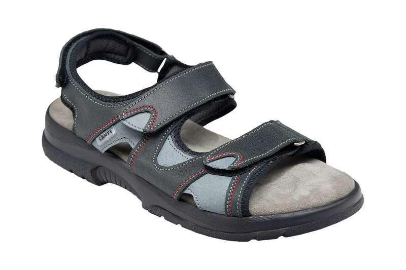 SANTÉ Zdravotní obuv dámská N/517/91/69/16 černá vel. 38