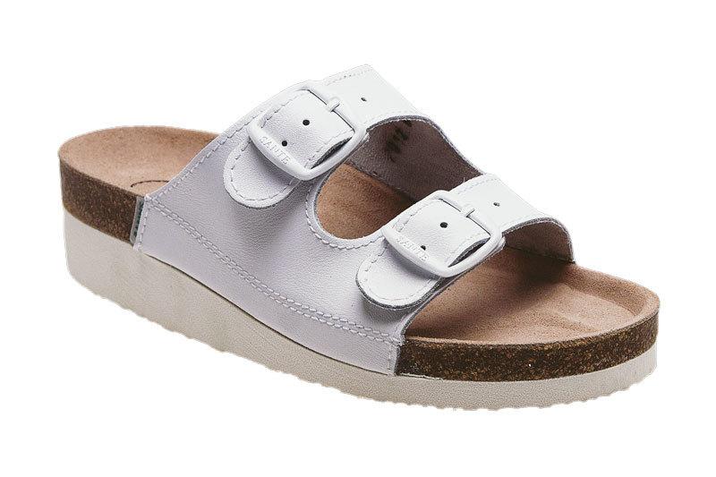 Zobrazit detail výrobku SANTÉ Zdravotní obuv Profi dámská N/21/10/K bílá vel. 35
