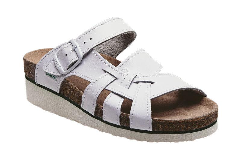 Zobrazit detail výrobku SANTÉ Zdravotní obuv Profi dámská N/240/9/10/H/K bílá 41