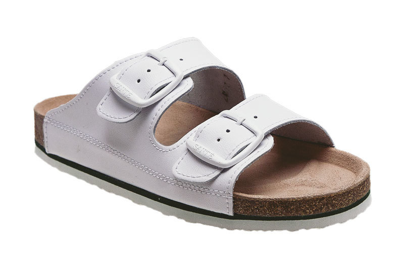 Zobrazit detail výrobku SANTÉ Zdravotní obuv Profi dámská N/25/10/H bílá vel. 35