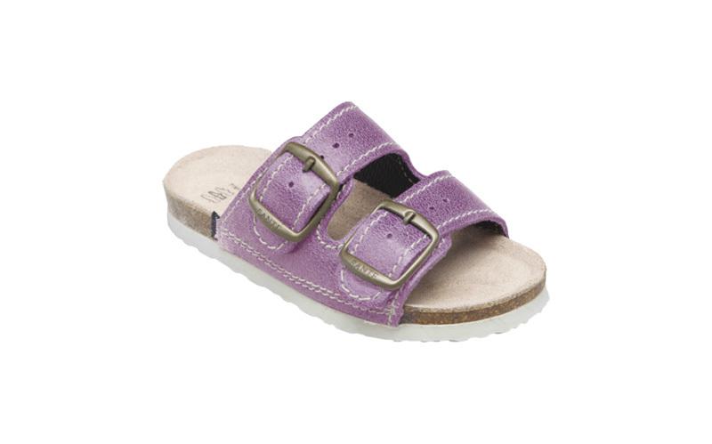 SANTÉ Zdravotní obuv dětská D/202/76/BP fialová 27