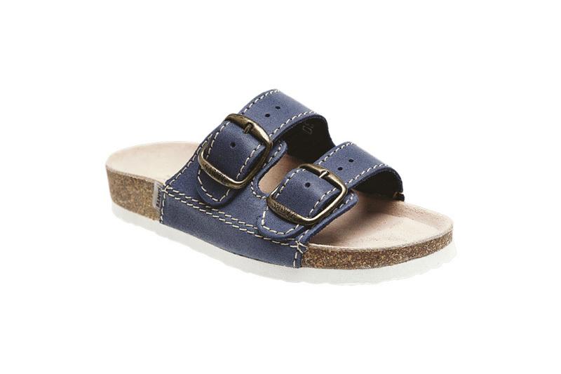 SANTÉ Zdravotní obuv dětská D/202/86/BP modrá 27