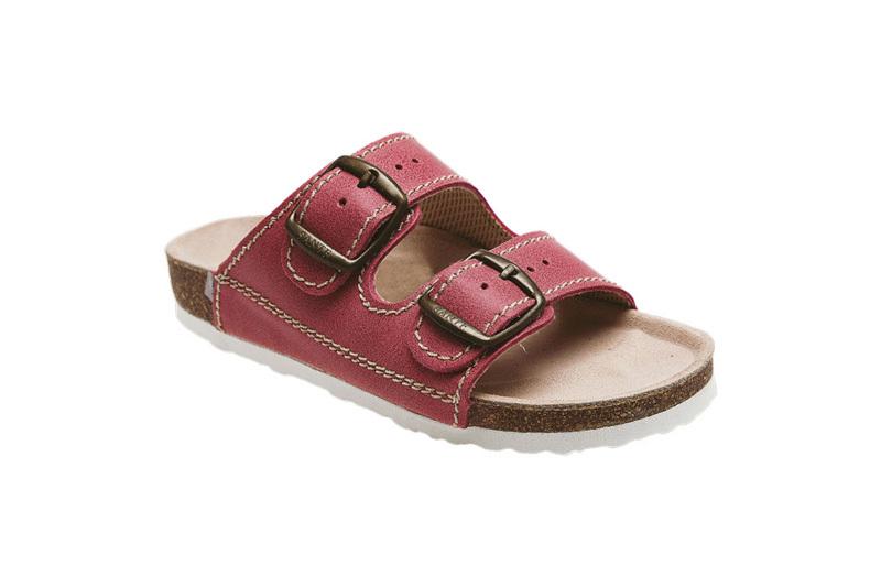 SANTÉ Zdravotní obuv dětská D/202/C30/BP červená 27