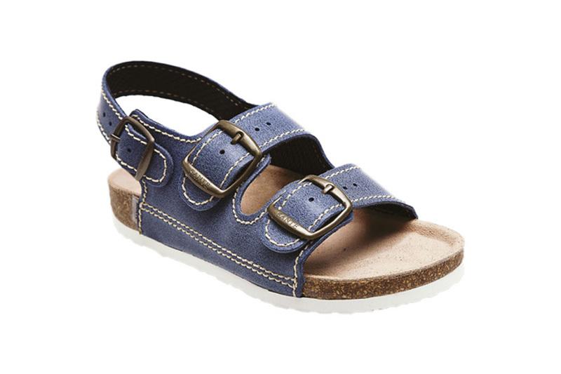 Zobrazit detail výrobku SANTÉ Zdravotní obuv dětská D/303/86/BP modrá 27