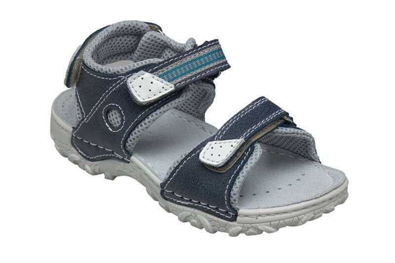Zobrazit detail výrobku SANTÉ Zdravotní obuv dětská D/602/86/SP modrá 34