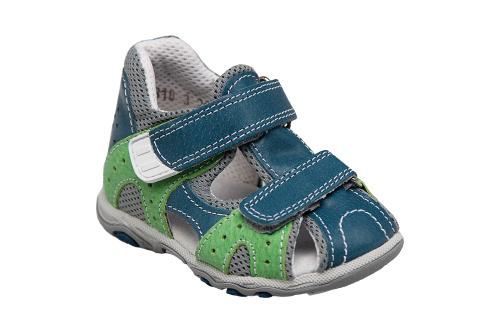 Zobrazit detail výrobku SANTÉ Zdravotní obuv dětská N/810/301/85/90 modrá vel.20