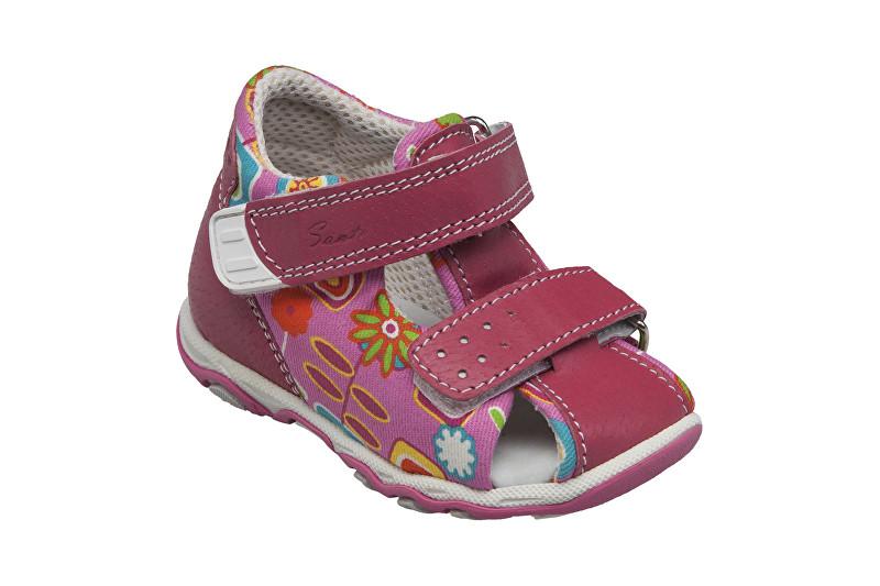 SANTÉ Zdravotní obuv dětská N/810/601/45 růžová vel. 19