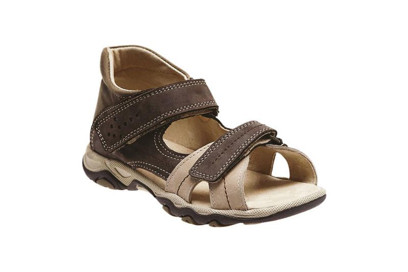Zobrazit detail výrobku SANTÉ Zdravotní obuv dětská N/950/802/53/14 hnědá 29
