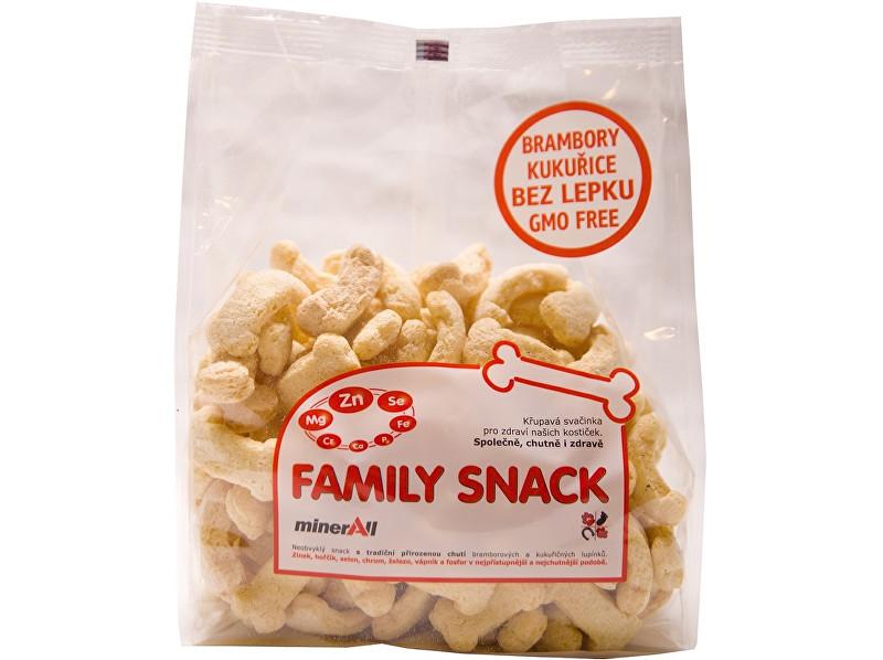 Zobrazit detail výrobku Family snack Family snack Minerall 125g